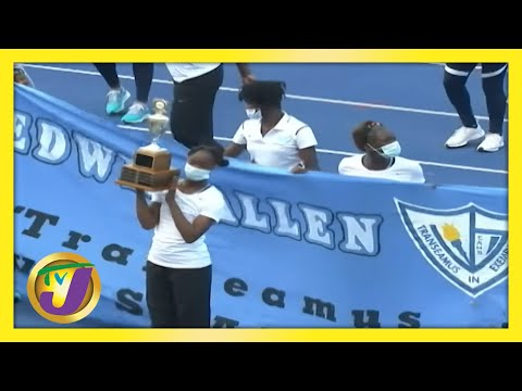 Success of Jamaica's Champs 2021   TVJ Sports Commentary