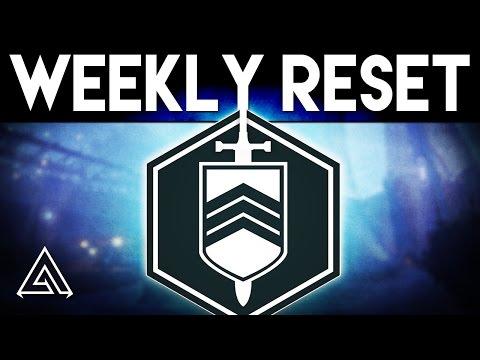 Destiny Weekly Reset | The Dawning, Raid Challenge, Nightfall, Vendors & More! (20th December)