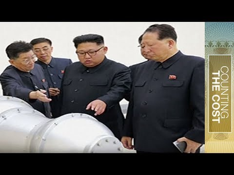 N Korea unfazed by talks of increasing sanctions - Counting the Cost