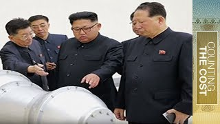 N Korea unfazed by talks of increasing sanctions - Counting the Cost thumbnail