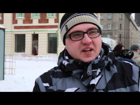Жители Новосибирска о городе