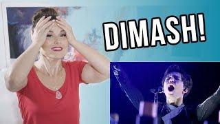 Vocal Coach Reacts to Dimash - Ogni Pietra