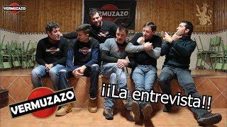 Entrevista de Grupos de León -  Vermuzazo