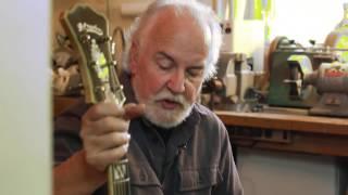 Artisan Guitar Show: Luthier, John Monteleone interview