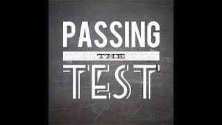 "Passing the Test: ""Remain Under"""