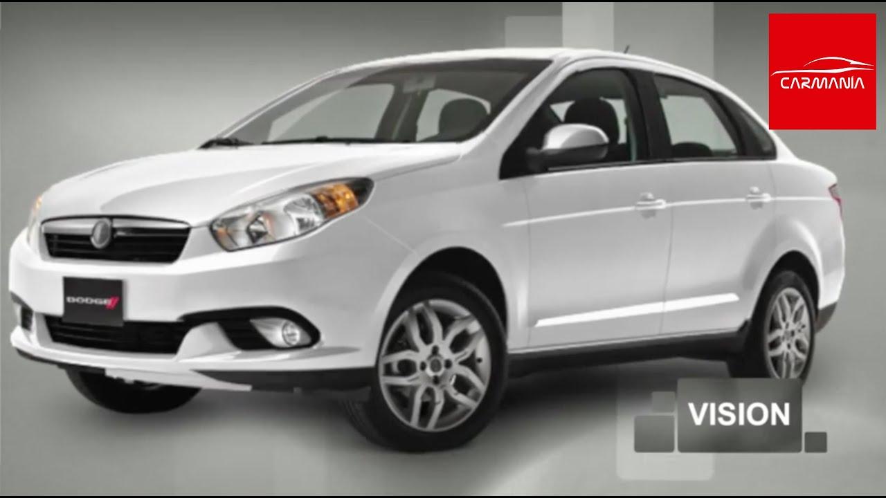 Dodge Vision: Prueba en CarManía - YouTube