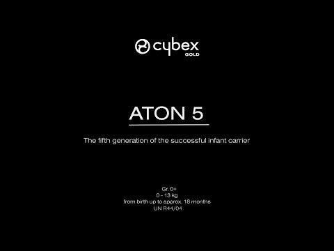 CYBEX Aton 5 Tutorial