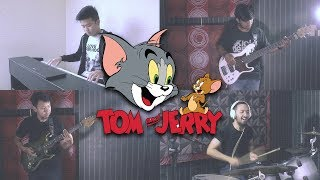 Soundtrack Tom Jerry Metal Cover by Sanca Records ft Riyandi Kusuma