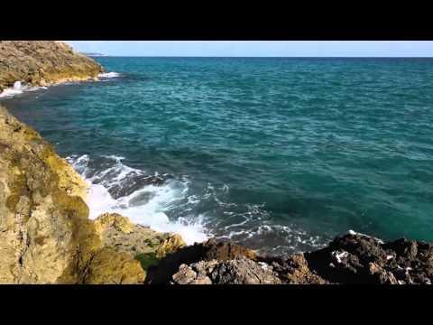 Mediterranean Sea Sounds, 1 Hour Film