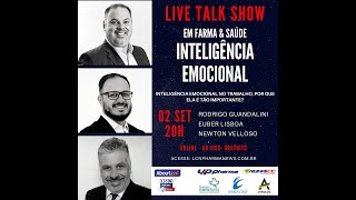 TALK SHOW - 02 SETEMBRO 2020 - INTELIGÊNCIA EMOCIONAL