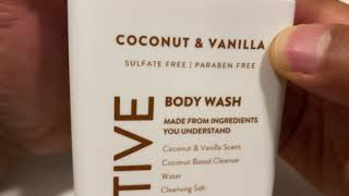 Unboxing Therapy: Unboxing Native Body Wash