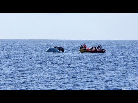 -أوشن فايكينغ- تنقذ 176 مهاجراً بينهم أطفال وتنتظر قبالة لامبيدوزا الإيطالية…  - نشر قبل 3 ساعة