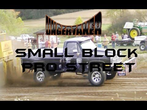 Scottdale,PA   SmallBlock Pro Street   10/19/13