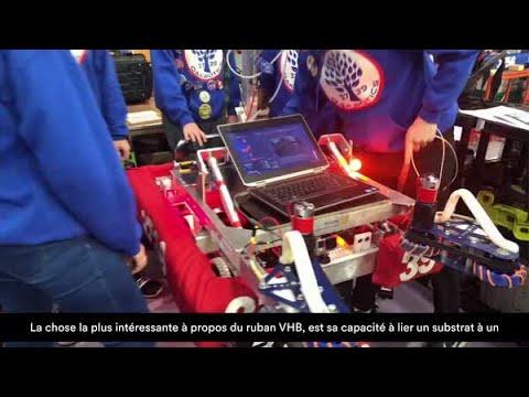 Trois défis de montage pour construire de meilleurs robots.