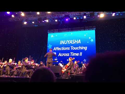 Anime Boston 2018 Kaoru Wada Concert InuYasha Affection Touching Across Time II