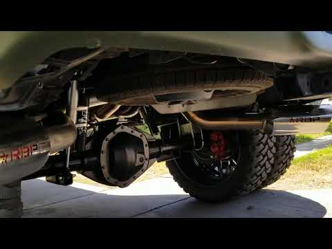 Lifted DODGE RAM 4x4 offroad mud rides new double cab sport