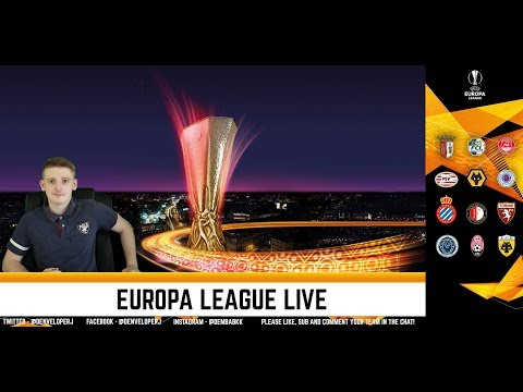 Live Football Europa League Live Scores Join Along Stream