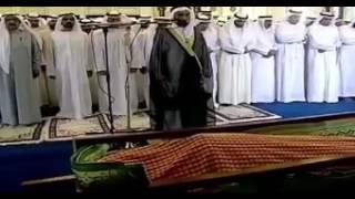 بالفيديو.. جموع غفيرة تشيع جثمان القائد العام لشرطة دبي إلى مثواه الأخير