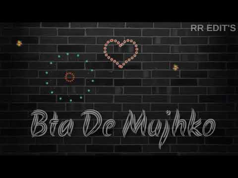 Kaise Jiyunga Kaise Bata De Mujhko Tere Bina Atif Aslam Mp3 Song, Kaise by RR EDIT'S