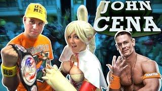 John Cena VS Ikkicon Anime Convention 2016 - New Year WWE Meme Champions