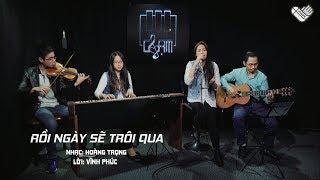 VHOPE | Rồi Ngày Sẽ Trôi Qua - Nenita | CHẠM - Live Acoustic