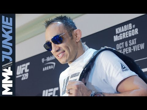 UFC 229: Tony Ferguson full pre-fight interview