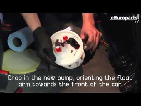 SAAB 9-5 Fuel Pump DIY Runthrough