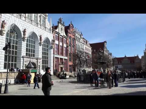 Life in Poland: Gdansk Old City/Gdańsk Stare Miasto/Гданськ Старый Город