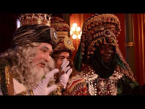 Los Reyes Magos llegan a Bilbao