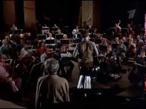 The Competition - Pianist Richard Dreyfuss shows up the conductor