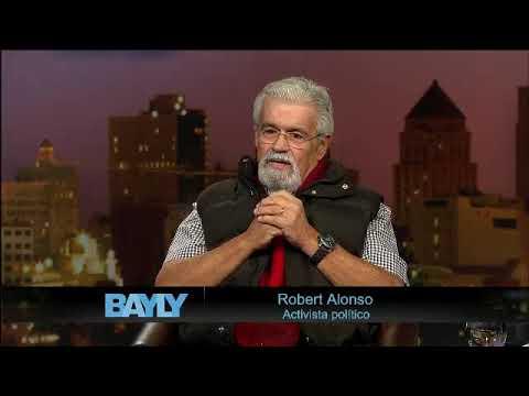 Jaime Bayly entrevista a Robert Alonzo.
