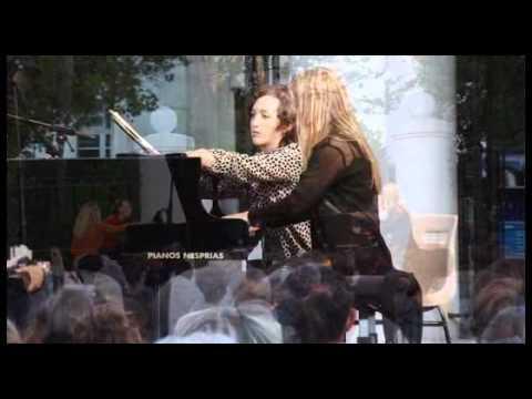 Sergei Rachmaninov romance par François-René Duchable et Hélène Berger CFMF 2011