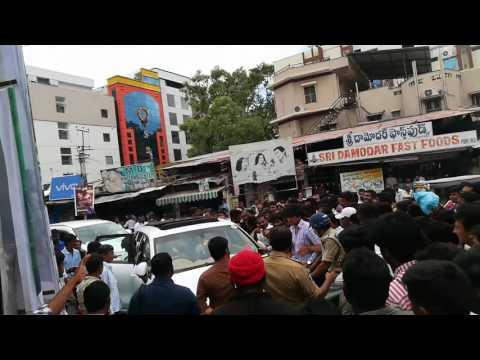 Gantha Raviteja Garu Tirupati Lo Jayadev Viijayavotam Vedukalo Bhariga Vochina Fans