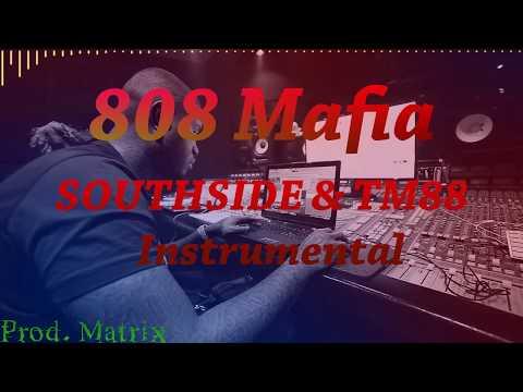 808 Mafia - Sizzle & TM88 Part 1 (Instrumental)