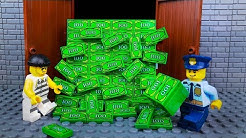 LEGO City Police Station Mini Movies Compilation | LEGO Animation Cartoons