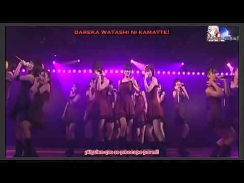 Tsuki no Katachi   AKB48 Sub Español (LINK EN LA DESCRIPCION)