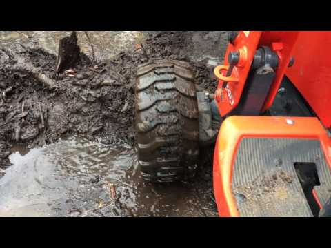 Tire Chains: Kubota Bx25 Tire Chains