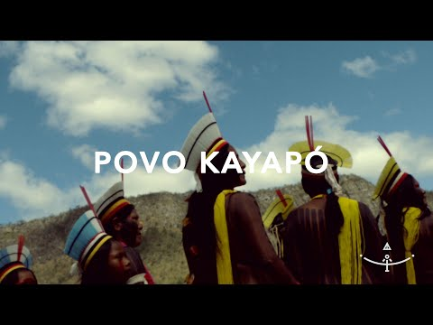 POVO KAYAPÓ (Híbridos,