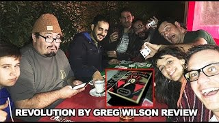 REVOLUTION BY GREG WILSON REVIEW // WE MEET DANI DAORTIZ