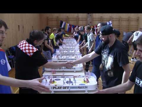 Czech open 2017  Table hockey STIGA