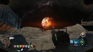 Black Ops 3 Zombies MOON Easter Egg SOLO No Mega Gumballs