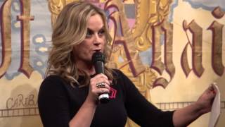Hasty Pudding 2015   Amy Poehler Woman of the Year Highlights