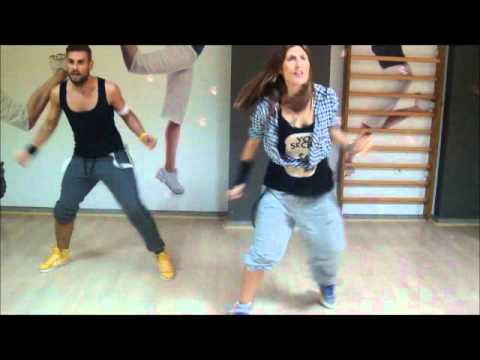 DANCE FITNESS - Nevena & Goran - Crazy Design ft Carlitos Way