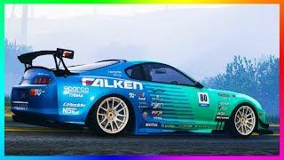 GTA Online San Andreas Super Sport Series DLC Update ALL 16 NEW Super Cars, Vehicles & MORE! (GTA 5)