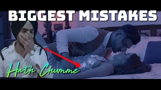 Download Video 11 BIGGEST MISTAKES IN HATH CHUMME SONG BY AMMY VIRK | NEW PUNJABI SONG | FILMY MISTAKES MP3 3GP MP4