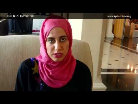 Aisha Abdulla Miran - Director of Performance Management Division, The Executive Council, Dubai