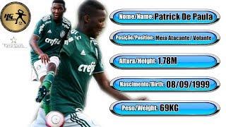 Homem Gol - Patrick De Paula Oficial (2) #Meia Atacante #Volante #HG