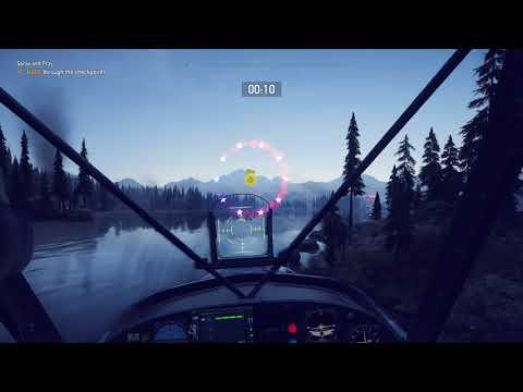Far Cry 5 Clutch Nixon Stunt Mision - Spray and pray walkthrough
