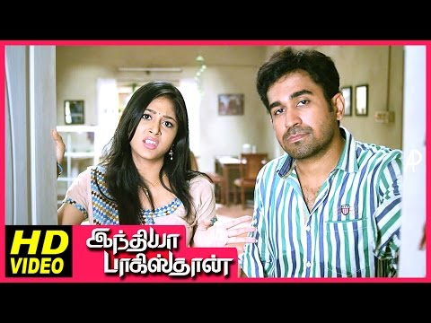India Pakistan Tamil Movie | Scenes | Vijay Antony & Sushma Raj Appoint A Servant