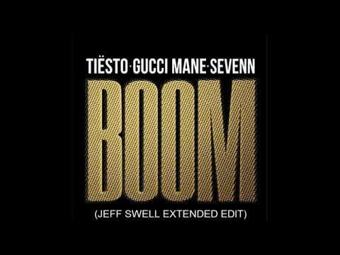 Jabbawockeez X Tiesto  BOOM With  Gucci Mane Sevenn (Sdubx Remix)